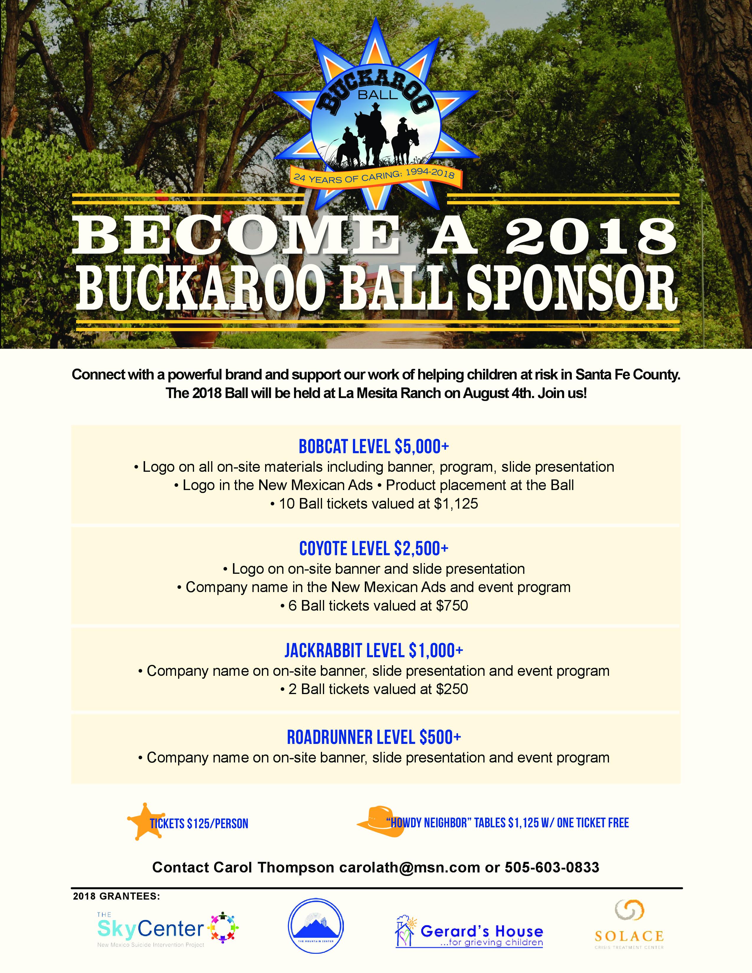 Buckaroo Ball